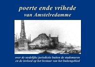 Poerte ende Vrihede van Amstelredamme - theobakker.net