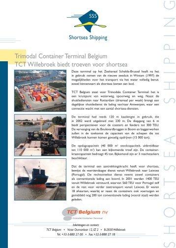 Shortsea Shipping Vlaanderen