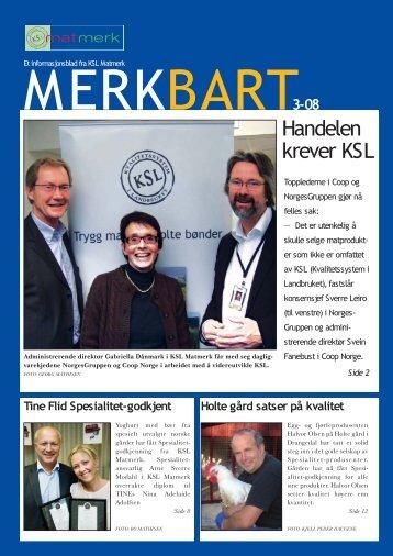 Les Merkbart nr 3-2008 - Matmerk