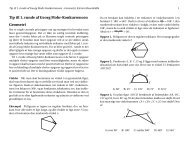 Tip til 1. runde af Georg Mohr-Konkurrencen Geometri