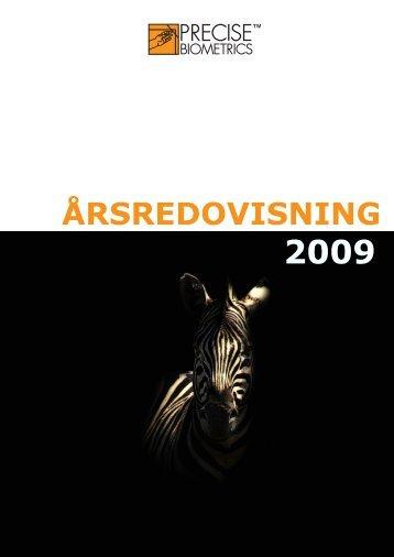 Årsredovisning - Annual report 2011 Precise Biometrics - Start page ...