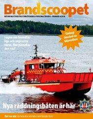 Nya räddningsbåten är här - Räddningstjänsten Storgöteborg