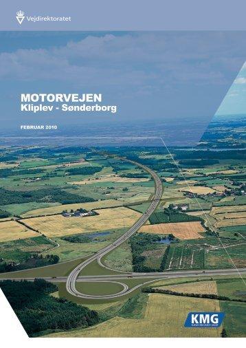 Motorvejen Kliplev-Sønderborg - KMG
