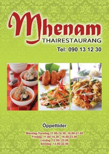 MENY - Mhenam