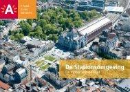 Stationsomgeving, motor van de stad - AG Stadsplanning Antwerpen