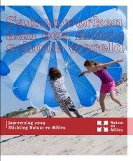 Jaarverslag 2009 Stichting Natuur en Milieu - CBF