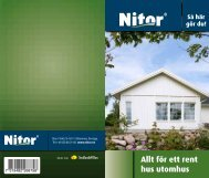 Nitor Ute folder