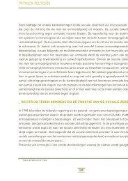 sociale zekerheid en de strijd tegen armoede - Steunpunt tot ...