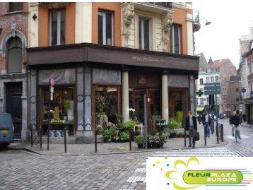 Businessplan FleurPlaza - Syntens