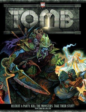 Tomb Rulebook