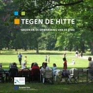 Download het boek 'Tegen de Hitte' - Functioneel Groen