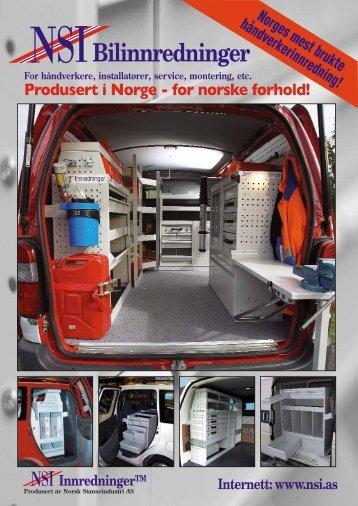Produsert i Norge - for norske forhold! - Proff.no