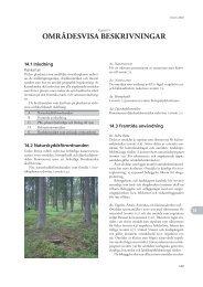 Översiktsplan Vision 2020 kapitel 14 - Gullspångs kommun