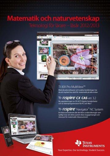 Texas Instruments katalog 2012