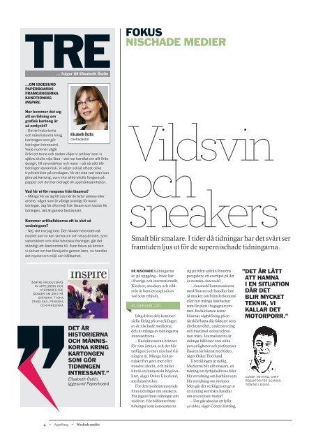 Micael Dahlén - Appelberg Publishing Group