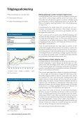 Läs senaste Aktiemarknadsnytt - Nordea - Page 5