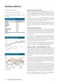 Läs senaste Aktiemarknadsnytt - Nordea - Page 7