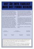 är det farligt att arbeta ombord? - Centrum för Maritim Hälsa - Page 2