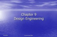 Transparency Masters for Software Engineering: A Practitioner's ...