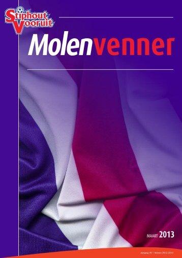 Molenvenner maart 2013 - Stiphout Vooruit