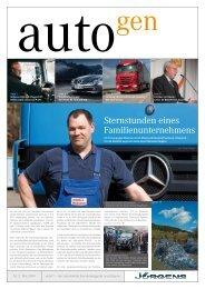 Actros mit Bluetec: Leistung mit Verantwortung - Jürgens Gmbh