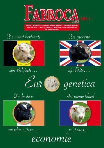 De meest bevleesde zijn Belgisch… Het nieuw bloed is ... - Fabroca