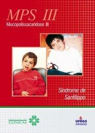 Síndrome de Sanfilippo - Rede MPS Brasil - UFRGS