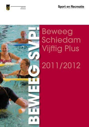 beweeg svp! - Gemeente Schiedam