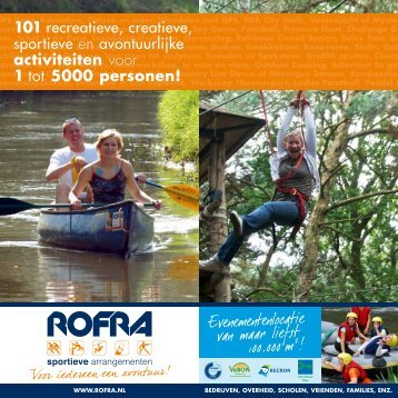 Download de brochure - Rofra