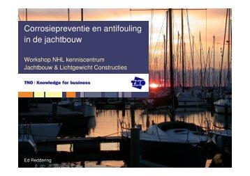 Corrosiepreventie en antifouling in de jachtbouw - Nhl