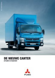 Download Brochure - Mitsubishi Fuso