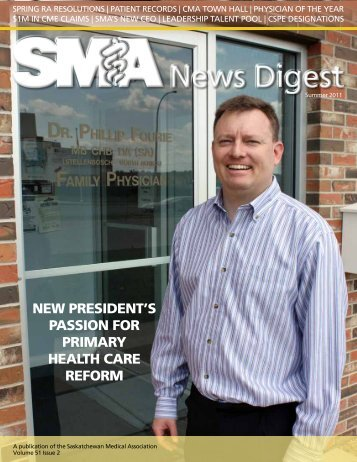 new president's passion for primary health care reform