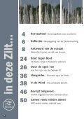 Liever direct naar de PDF? - Zilt Magazine - Page 2
