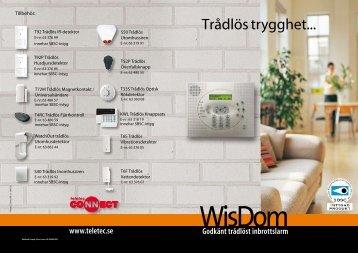 WisDom broschyr