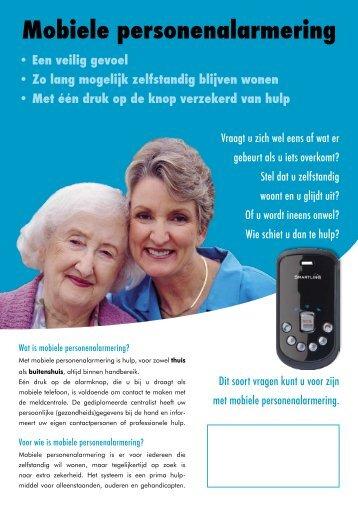 Mobiele personenalarmering