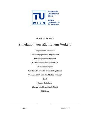 schriftlicher Teil der Diplomarbeit (PDF) - Lehninger