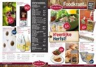 Foodkrant.nl - Kruidenier Foodservices