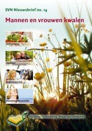 Download SVN nieuwsbrief no.14 2013 - Stichting Voorlichting ...
