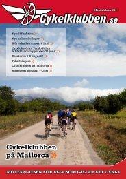 Cykelklubben på Mallorca - Cykelklubben.se