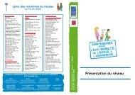 Présentation du réseau - Ademe Ile de France