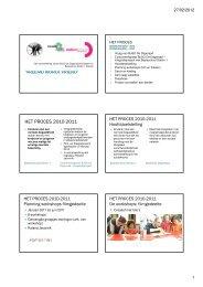 (Microsoft PowerPoint - Vreemd wordt vriend\222 ... - Studio Globo