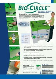 Bio-Circle™ L De voordelen in een oogopslag Een nieuwe ...