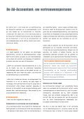 uw vertrouwenspersoon - Accountantskantoor Hoff BV - Page 2