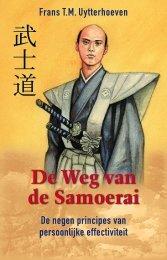 De Weg van de Samoerai - Nieuwe dimensies