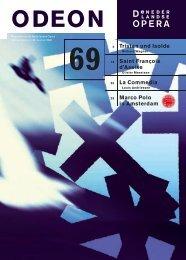 Odeon 69 - start - De Nederlandse Opera