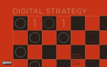 Digital Strategy 101