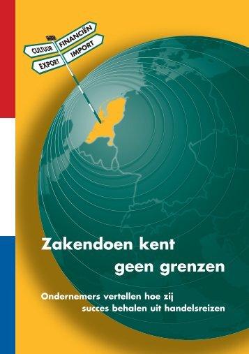 Meedoen aan handelsmissies - van groothandels in Nederland.