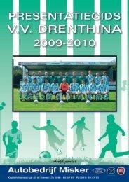 Presentatiegids 2009 downloaden - Drenthina