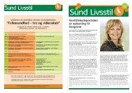 Kosttilskudsportalen er oplysning til borgerne - HBL