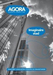 AGORA 2008-4 Imaginaire Stad - AGORA Magazine